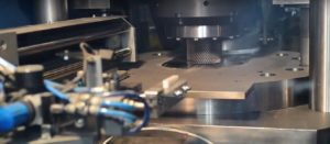 Powder metallurgy manufacturing
