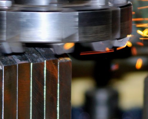 manufacture of metal products