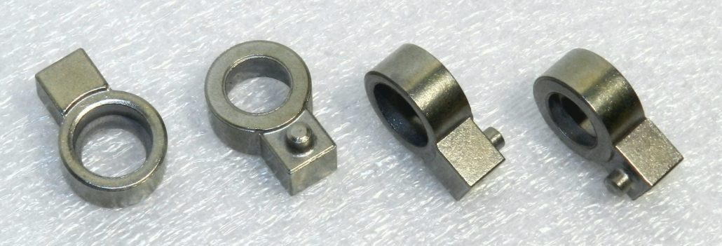 small sintered part