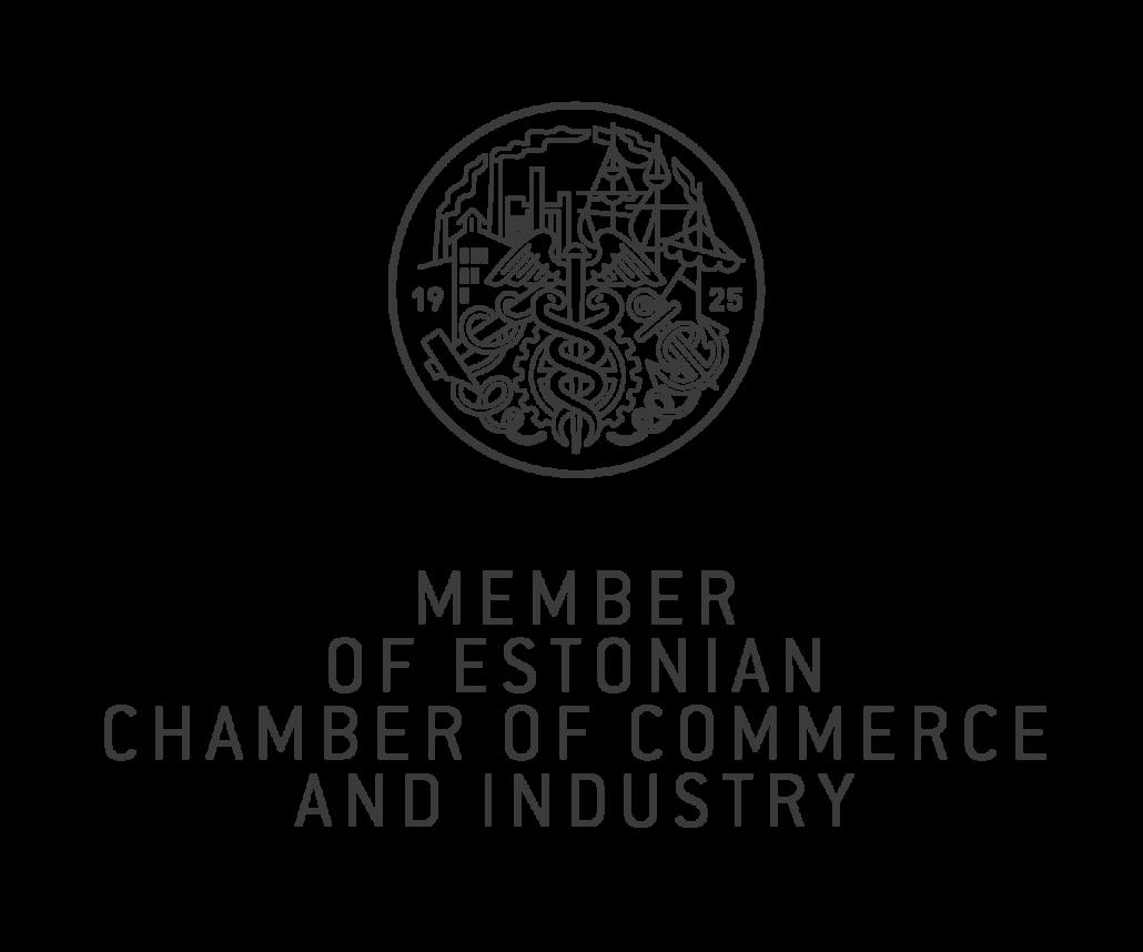 Membro della Camera di Commercio e Industria Estone