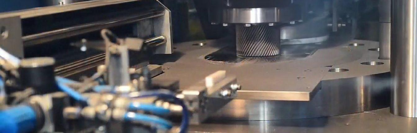 Powder metallurgy manufacturing