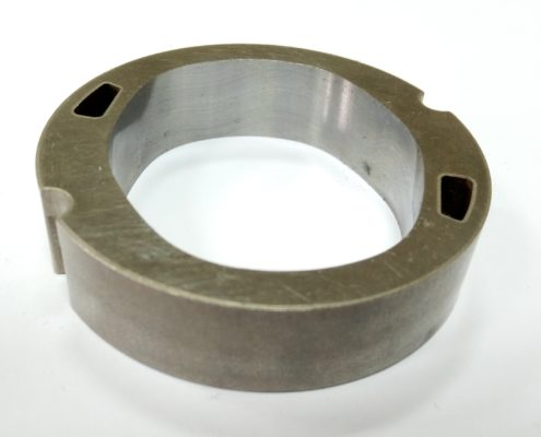 powdered metal part