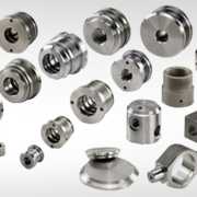 Production of parts for hydraulic cylinders