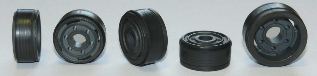 shock absorbers pistons