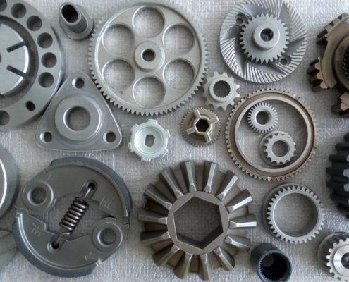 Порошковая металлургия и металлокерамика