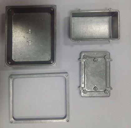 Рамки для корпуса led Производства
