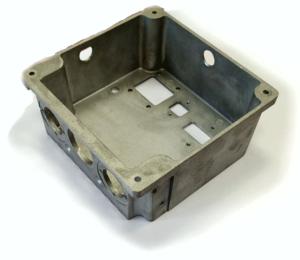 Radiator-box-bottom