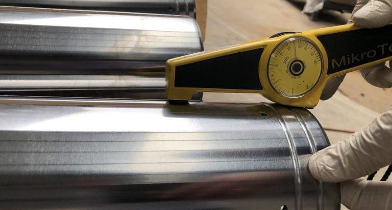 Измерение на произведенном изделии