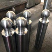 Изготовление обработанных штоков для гидравлических цилиндров
