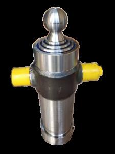 Трехступенчатый гидравлический цилиндр
