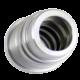 Внутренние и внешние места для уплотнения крышки гидравлического цилиндра