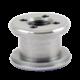 Поршень гидравлического цилиндра под большой уплотнитель.