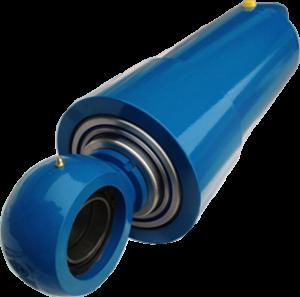 Телескопический гидроцилиндр