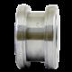 Боковая часть поршеня гидравлического цилиндра