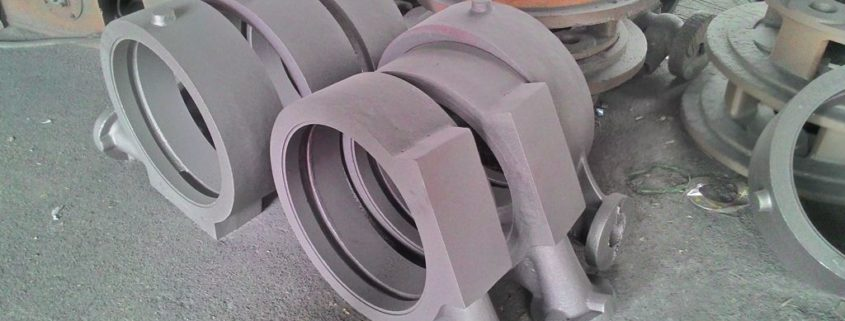 casted parts