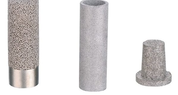sintered filters manufacturing