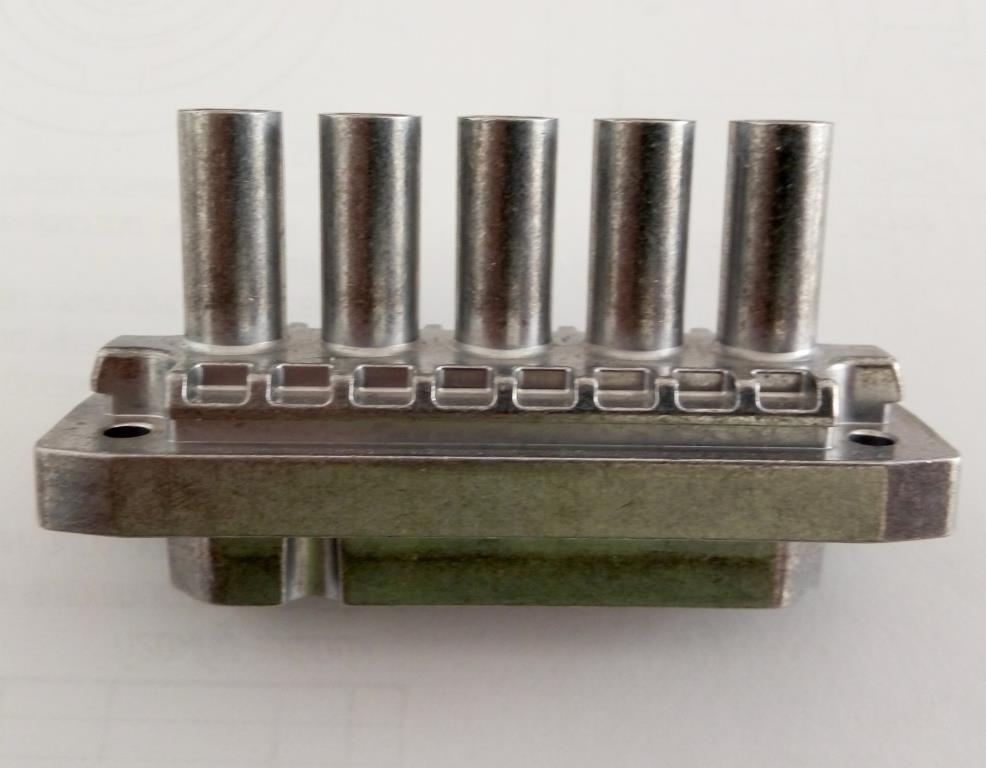 zinc die-casted part