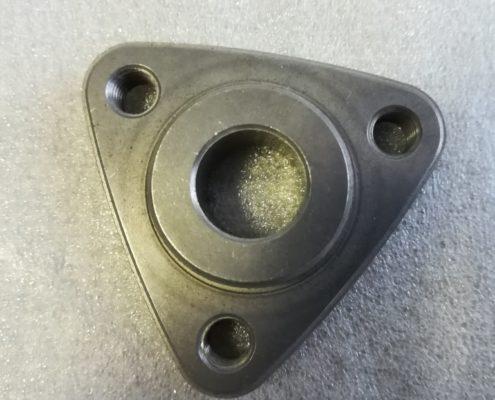 sintered moulded parts