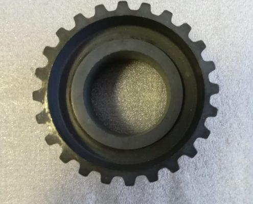 sintered transmission part