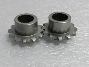 sintered powder gear