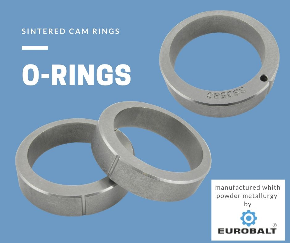 Sintered cam rings